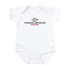 Loved: Finnish Lapphund Infant Bodysuit