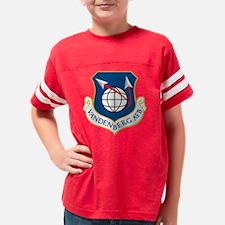 VANDENBERG AIR FORCE BASE Youth Football Shirt