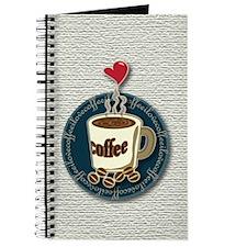 I Love Coffee Journal