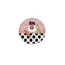 RN blanket Mini Button