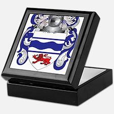 Lutheran Coat of Arms - Family Crest Keepsake Box