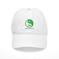 SHARE THE ROAD Baseball Cap