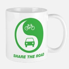 SHARE THE ROAD Mug
