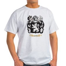 Lutz Coat of Arms - Family Crest T-Shirt