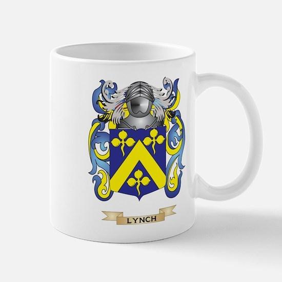 Lynch Coat of Arms - Family Crest Mug