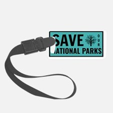 Cute National park service Luggage Tag