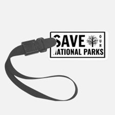 Cool National park service Luggage Tag