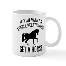 Get A Horse Mug