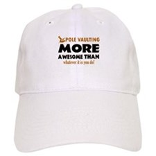 Awesome Polevault designs Baseball Cap