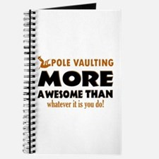Awesome Polevault designs Journal