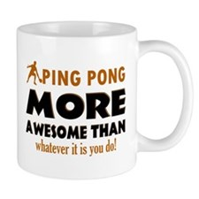Awesome Ping pong designs Mug
