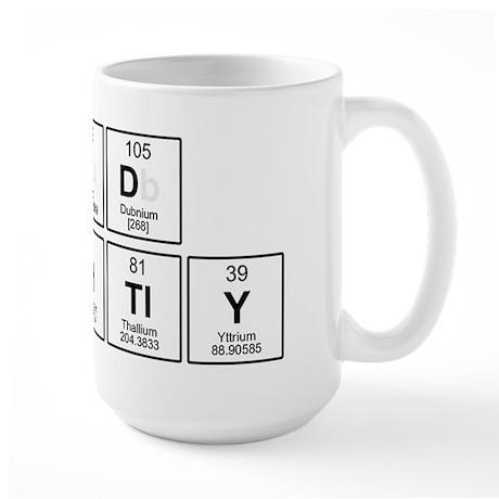 Tread Lightly Large Mug