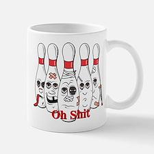 Bowling pins Small Small Mug