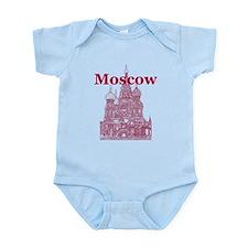 Moscow Infant Bodysuit