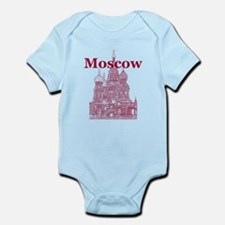 Moscow Infant Bodysuit