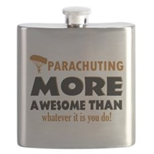 Awesome Parachute designs Flask