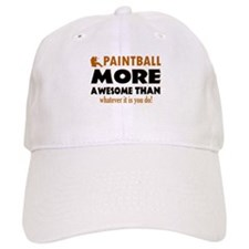 Awesome Paintball designs Baseball Cap