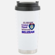 Liberian Wife Designs Stainless Steel Travel Mug