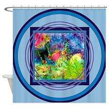 Madagascar Splash 69x70 Shower Curtain