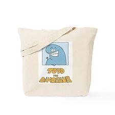 Todd Chasing Tote Bag