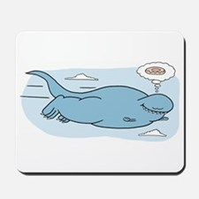 Todd Flying Mousepad