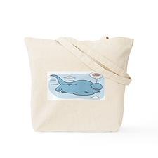 Todd Flying Tote Bag