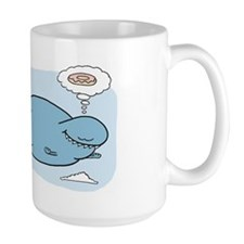 Todd Flying Large Mug