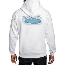 Todd Flying Hooded Sweatshirt