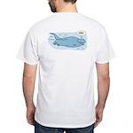 Todd Flying White T-Shirt