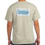 Todd Flying Ash Grey T-Shirt