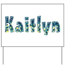 Kaitlyn Under Sea Yard Sign