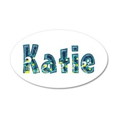 Katie Under Sea Wall Decal