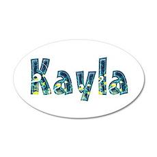 Kayla Under Sea Wall Decal