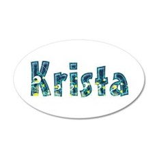 Krista Under Sea Wall Decal