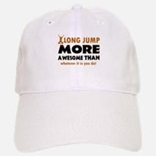 Awesome long jump designs Baseball Baseball Cap