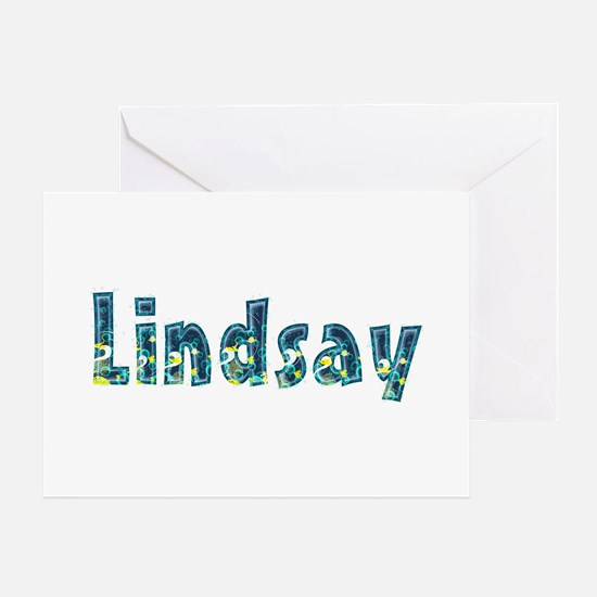 Lindsay Under Sea Greeting Card