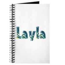 Layla Under Sea Journal