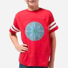 Snowflakes to Rainsdrops Youth Football Shirt