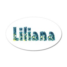 Liliana Under Sea Wall Decal