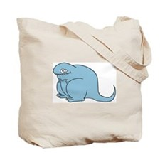 Happy Todd Tote Bag