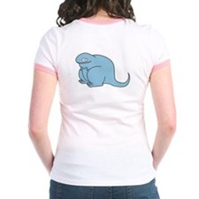 Happy Todd Jr. Ringer T-Shirt
