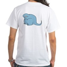 Happy Todd White T-Shirt