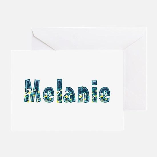 Melanie Under Sea Greeting Card