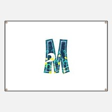 M Under Sea Banner