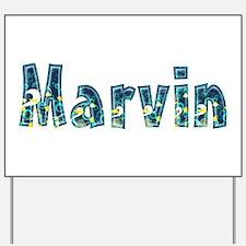Marvin Under Sea Yard Sign