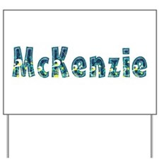 McKenzie Under Sea Yard Sign