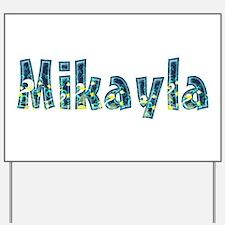 Mikayla Under Sea Yard Sign