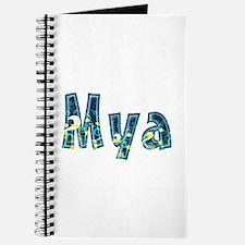 Mya Under Sea Journal