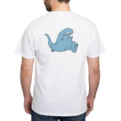 Todd Running White T-Shirt