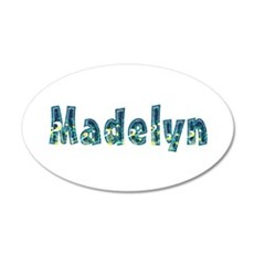 Madelyn Under Sea Wall Decal
